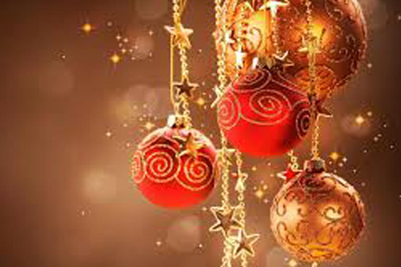 Weihnachtsmotiv Adventsarrangement